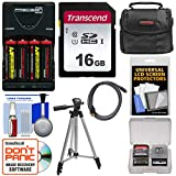 Cheap Essentials Bundle for Nikon Coolpix B500, L830, L840 Camera with 4 AA Batteries & Charger + 16GB Card + Case + Tripod + HDMI Cable + Accessory Kit