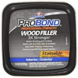 Elmer's P9890 Probond Stainable Wood Filler, 0.5 Pint