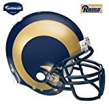 Fathead St. Louis Rams Helmet Wall Decal