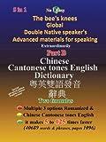 Chinese Cantonese Tones English Dictionary, U. P. Numlake, 1490700048