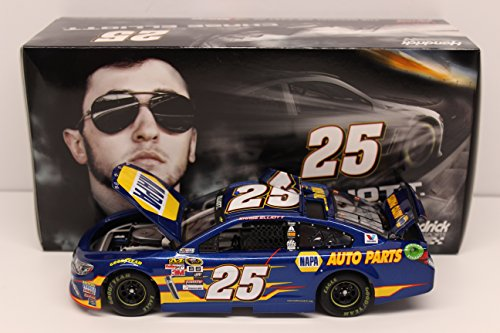 Lionel Racing Chase Elliott #25 Napa 2015 Chevy Ss Nascar Die-Cast Car, 1:24 Scale Arc Hoto Official Die-Cast of Nascar
