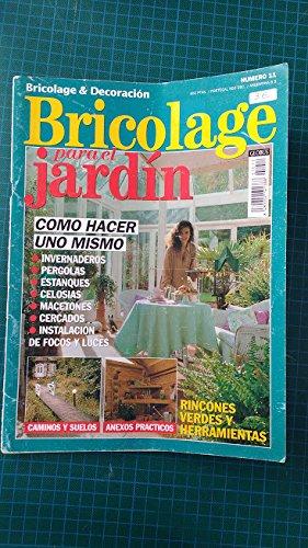BRICOLAGE PARA EL JARDÍN: Amazon.es: BRICOLAGE & DECORACIÓN: Libros