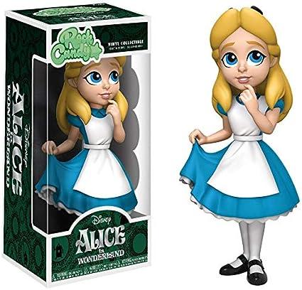 Funko Rock Candy Disney 20006 Alice in Wonderland Alice Vinyl Collectible No