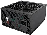 ROSEWILL Gaming 80 Plus Gold 850W Power Supply / PSU, CAPSTONE Series 850 Watt 80 PLUS Gold Certified PSU with Silent 135mm Fan and Auto Fan Speed Control, 7 Year Warranty