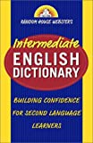 Random House Webster's Intermediate English Dictionary, RH Disney Staff, 0375719644