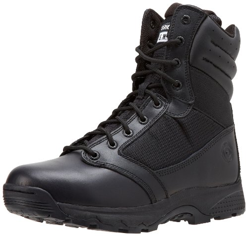 Original S.W.A.T. Men's Winx2 8 Inch Waterproof Tactical Boot, Black, 8 D US (Swat Black Leather Tactical Boot)