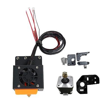 3d Impresora Accesorio, Impresora 3D extrusora con alimentación ...
