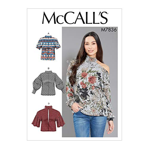 McCall's Patterns McCall's M7836 Women's Pullover