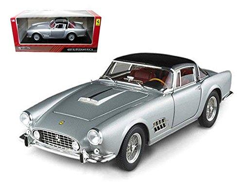 hot-wheels-ferrari-410-superamerica-silver-1-18-car-model-by-hotwheels