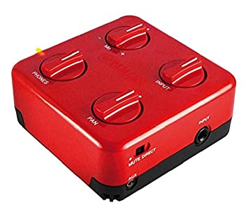 Yamaha SC-01 - Amplificador de auriculares y mezclador