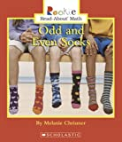 Odd And Even Socks (Rookie Read-about Math)