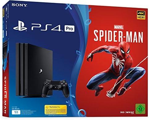 Sony PlayStation 4 Pro Negro 1000 GB Wifi - Videoconsolas (PlayStation 4 Pro, Negro, 8192 MB, GDDR5, GDDR5, AMD Jaguar): Amazon.es: Videojuegos