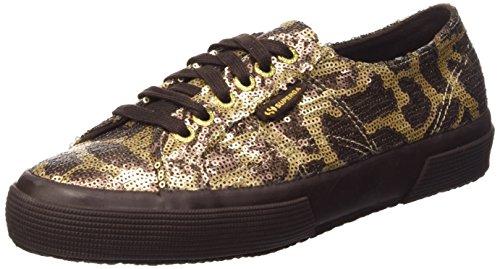 Donna Sneaker Paicamow Superga bronze 2750 Gold OgRxnvF
