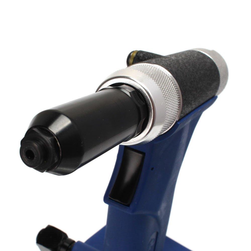 Professional Air/Hydraulic Rivet Gun Four nose Riveting Tool Air Power Tool B316-15 by SHUQIU (Image #4)