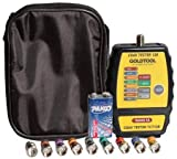 TENMA TCT-128 Coax Cable Mapper 8 ID Finder with Toner