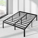 Zinus Van 16 Inch Metal Platform Bed Frame with