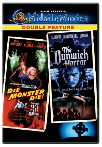 Die, Monster, Die! / The Dunwich Horror (Midnite Movies Double Feature)