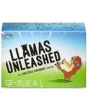 Llamas Unleashed Base Game Card Game