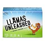 Llamas Unleashed Card Game - from The Creators of