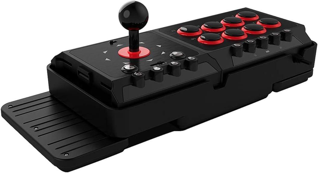 ElecGear Arcade Fighting Stick Compatible con PS4, Nintendo Switch ...