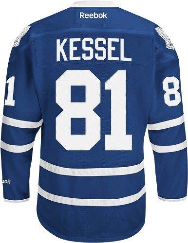 Phil Kessel Toronto Maple Leafs Blue Reebok Premier Jersey