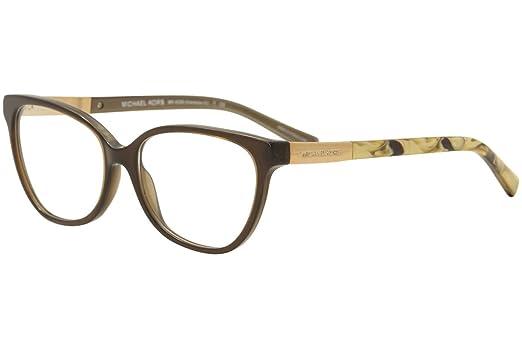 Michael Kors ADELAIDE III MK4029 Eyeglass Frames 3116-Dk Brown ...