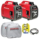 honda 3000is - Honda EU2200i and EU2200ic Companion Inverter Generator Parrallel Combo Kit