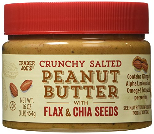 trader-joes-crunchy-salted-peanut-butter-with-flax-and-chia-seeds-2-pack-16-oz-jars
