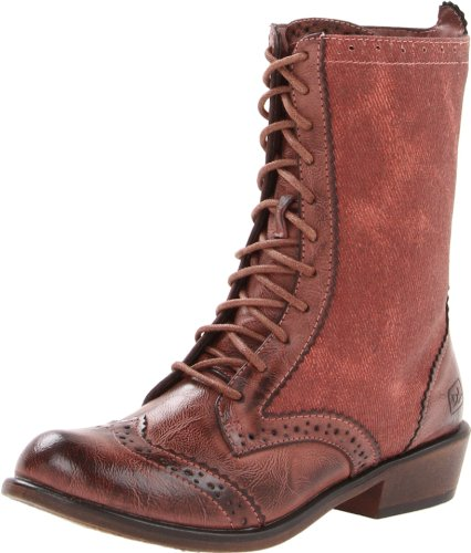 Skittentøy Ved Chinese Laundry Womens Paxton Boot Oxblood