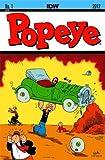 Popeye Vol 3 #1 Bruce Ozella Cover
