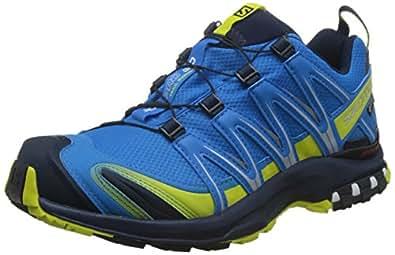 Zapatos grises Salomon para hombre tjd6t