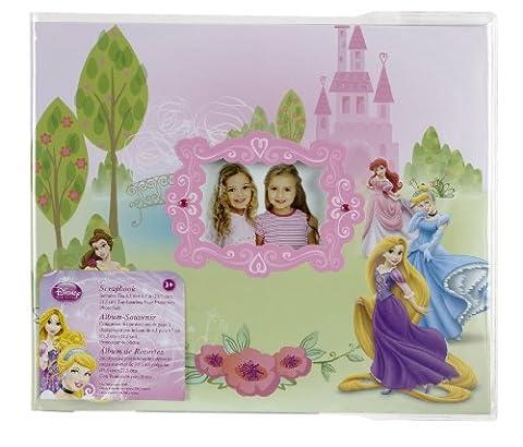 Disney 51-00048 Princess Scrapbook Album - Disney Cinderella Album