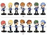 Tokimeki Memorial Girl's Side 3rd Story Mini Figure Collection separately