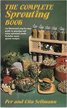 Book The Complete Sprouting Book