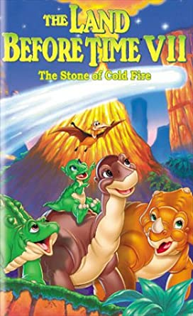 Image result for the land before time 7 vhs box