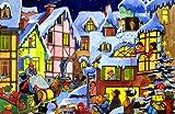 Adventskalender, Weihnachtsstadt