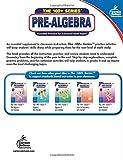 Carson Dellosa   Pre-Algebra Workbook   6th–8th