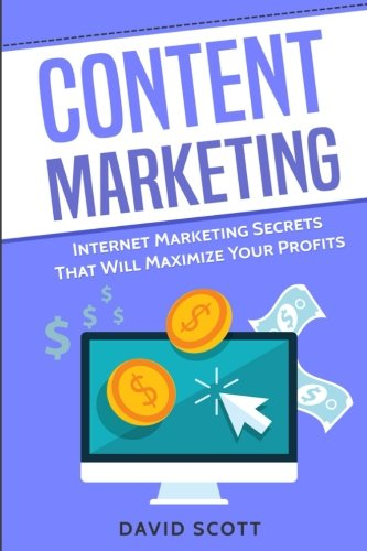 513BV9w77bL - Content Marketing: Internet Marketing Secrets That Will Maximize Your Profits