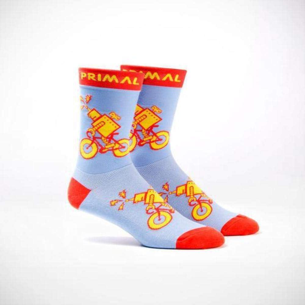 Bike Socks. Primal Europe Cycling Socks Pedal To The Metal