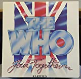 The Who Join Together Rarities vinyl record