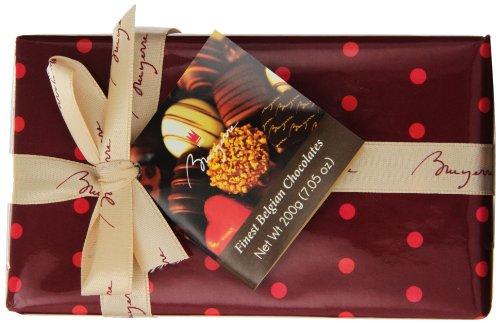 Bruyerre Finest Assortment of Belgian Chololates 7.05 Oz Holiday Gift Box