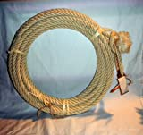 40 Ft Rodeo Rope Lasso - Lariat Riata Western Agave Maguey Straw from Mexico