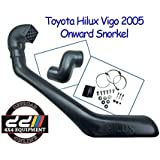 NEW Snorkel Air Intake Kit For Toyota HiLux SR5 Vigo 2005 Onwards Kun26r RHS