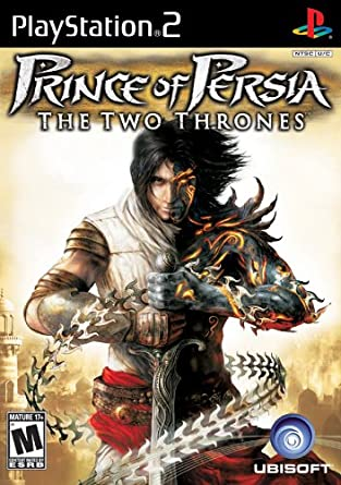 Prince Of Persia The Two Thrones Playstation 2 Artist Not Provided Video Games
