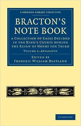 Descargar Utorrent En Español Bracton's Note Book 3 Volume Paperback Set: Bracton's Note Book - Volume 1 Libro Epub