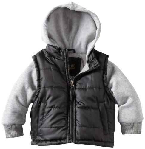 IXtreme Baby Boys' Promo Puffer Snowsuit