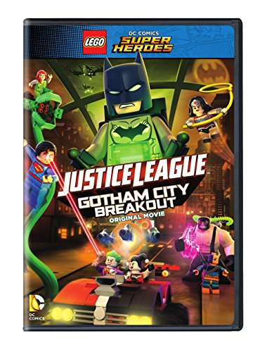 LEGO DC Comics Super Heroes: Justice League: Gotham City Breakout (No Figurine) - King Melchior Figurine