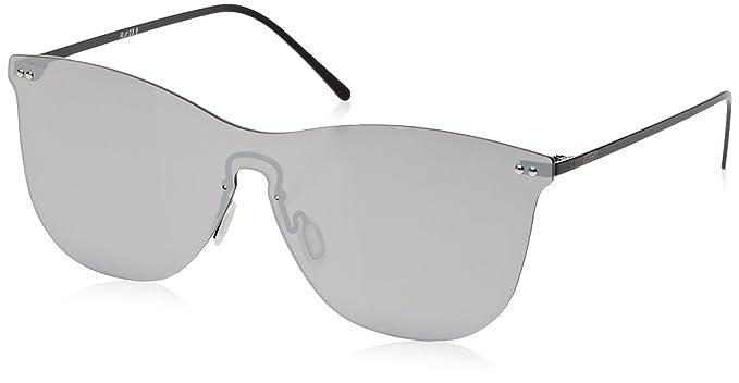 Ocean Unisex adulto Eye Gafas de sol, Plateado (Nero/Silver ...