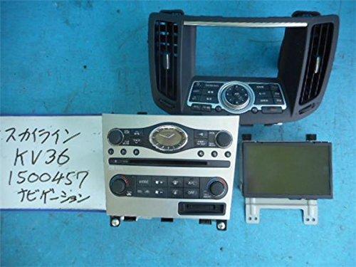 日産 純正 スカイライン V36系 《 KV36 》 カーナビゲーション P60700-15006077 B01N6K47CC