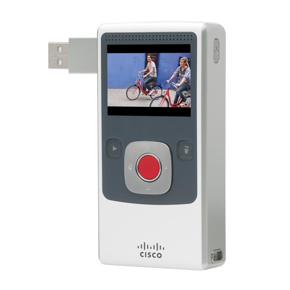 Amazon.com : Flip UltraHD Video Camera - White, 4 GB, 1 Hour : Camcorders :  Camera & Photo